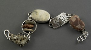3Octopus and Large Stone Bracelet800