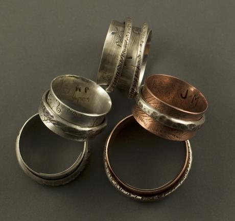 New Spinner Rings